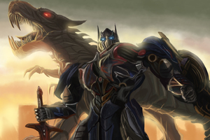 Transformers Artwork Hd