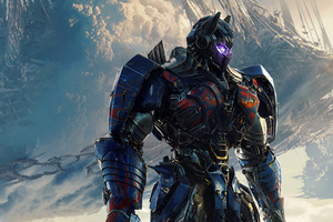 Transformers The Last Knight 2017 Movie 4k