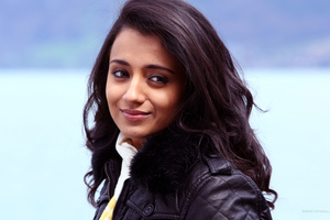 Trisha Actress Wallpaper