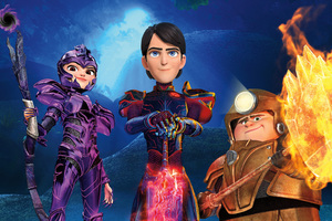 Trollhunters Tales Of Arcadia Wallpaper