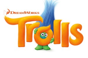 Trolls Animated Movie Wallpaper