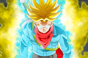 Trunks Dragon Ball Super