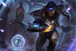 Twisted Fate Skins League Of Legends Game Wallpaper