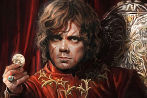 Tyrion Lannister Digital Arts 8k Wallpaper