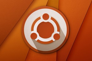 Ubuntu Material Design Wallpaper