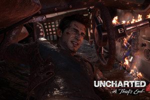 Uncharted 4 2016 Game