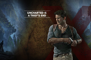 Uncharted 4 Game Wallpaper