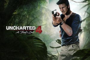 Uncharted 4 HD Wallpaper