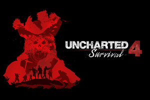 Uncharted 4 Survival Wallpaper