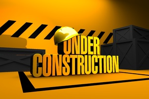 Under Construction Build Work Architecture Wallpaper