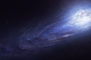 Universe Nebula Space Art Science Fiction 4k Wallpaper