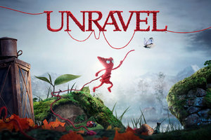 Unravel Game 2015 Wallpaper