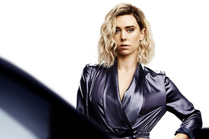 Vanessa Kirby As Hattie Shaw In Hobbs And Shaw Wallpaper