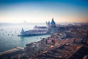 Venice Italy Beauitful City Old Buildings View 5k Wallpaper