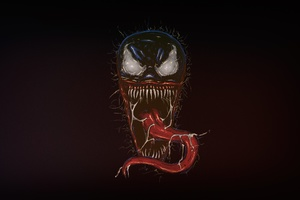 Venom 4k Artwork 2018 Wallpaper