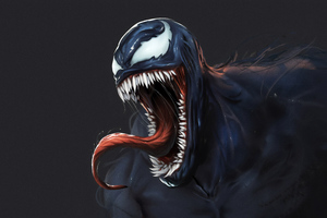 Venom 8k Artwork Wallpaper