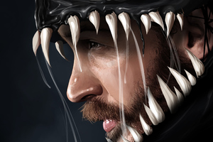 Venom Artworks 2018 Wallpaper