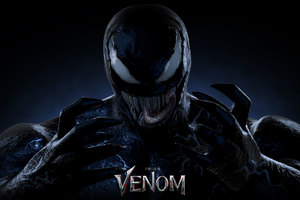 Venom Digital Art 4k 2018