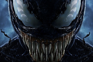 Venom Movie 2018 10k Key Art Wallpaper