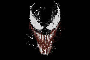 Venom Movie Poster 2018 Wallpaper