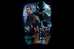 Venom The Movie 4k Wallpaper