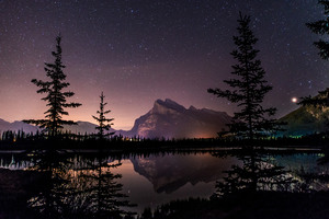 Vermillion Lake Stars