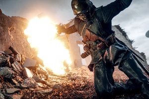 Video Game Battlefield 1