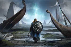 Viking Artwork