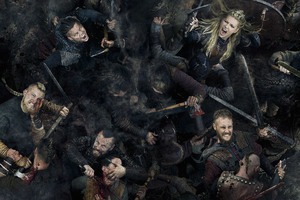 Vikings Season 5 4k