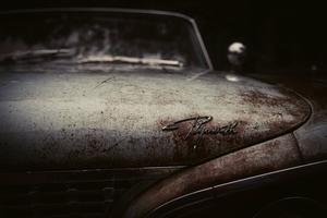 Vintage Retro Car Wallpaper