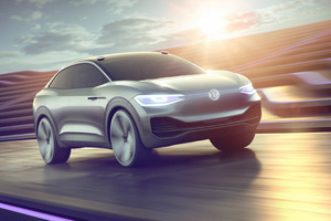 Volkswagen ID Crozz Concept Wallpaper