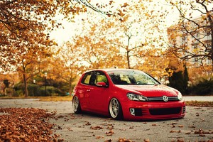 Volkswagen Red