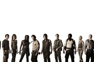 Walking Dead Actors