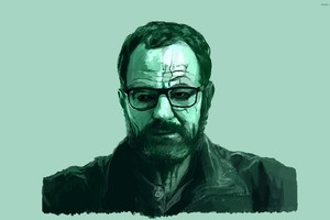 Walter White Wallpaper
