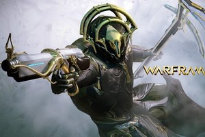 Warframe Game Wallpaper