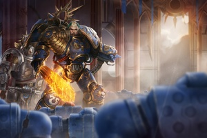 Warhammer 40k Artwork 4k