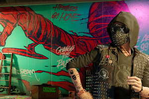 Watch Dogs 2 Hd 1080P Wallpaper