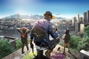 Watch Dogs 2 HD
