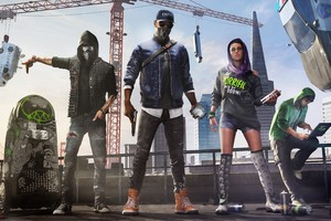 Watch Dogs 2 Original 4k