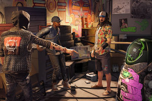 Watch Dogs 2 PS Game