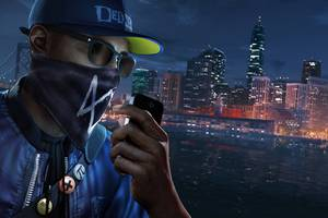 Watch Dogs 2 Ps4 Pro 4k