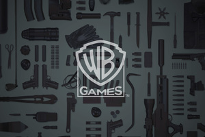 WB Games Logo Wallpaper