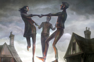 We Happy Few Key Art