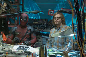 Weasel And Deadpool In Deadpool 2