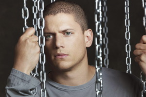 Wentworth Miller In Prison Break 5