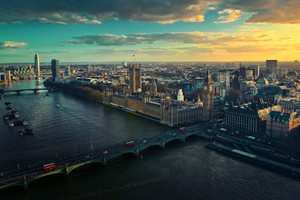 Westminster England 4k Wallpaper