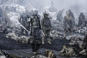 White Walkers Game Of Thrones Wallpaper
