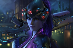 Widowmaker Overwatch Fantasy