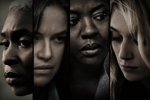 Widows 2018 Movie 8k Wallpaper