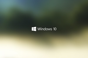 Windows 10 Blur